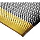 Orthomat® Arbeitsplatzmatte Ribbed, Safety, 600 x 900 mm