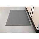 Orthomat® werkplekmat Ribbed, grijs, 600 x 900 mm