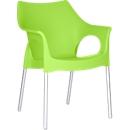 Outdoor-Stuhl OLA, grün