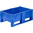 Palletbox, gesloten, 240 l, 22,5 kg