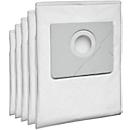 Papieren filterzakken voor nat- en droogzuiger KÄRCHER® NT 35/1 TACT TE, 5 stuks