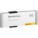 Papieren inserts, voor 149 x 52,5 mm, 50 labels
