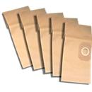 Papieren reserve filterzakken, 5 stuks