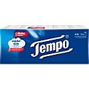 Papieren zakdoekjes Classic Tempo , 15 pakken van 10 zakdoeken