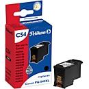 Pelikan Tintenpatrone baugleich mit PG-540XLBK, schwarz (Pigmenttinte)