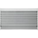 Planbord, A4, 6 rijen, H 900 x B 1580 mm