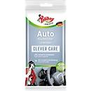 POLIBOY schoonmaakdoekjes voor auto, snel en streeploos, FSC-gecertificeerd, pak van 20 stuks