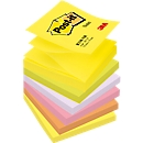 POST-IT Haftnotizen Z-Notes R 330 NR, neonfarben