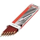 Potloden STABILO® Swano, 12 potloden, Hardheid B