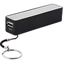 Powerbank Start2Start Metal, schwarz