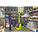 Pramax elektrische disselstapelaar RX 10/16 Plus met plus accu