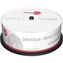 PRIMEON DVD+R DL, 25er-Spindel, Silber Protection