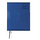 Profi-Timer Sidney, 160 Seiten, B 215 x H 265 mm, Werbedruck 100 x 80 mm, blau, Auswahl Werbeanbringung erforderlich