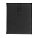 Profi-Timer Tucson, 176 Seiten, B 215 x T 20 x H 260 mm, Werbedruck 100 x 80 mm, anthrazit, Auswahl Werbeanbringung erforderlich