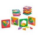 Puzzle-Set, 18-tlg., Standard, Standard