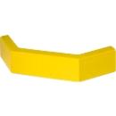 Rammschutz-Eckplanken C-Profil, 6 kg