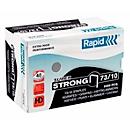 Rapid SuperStrong nietjes 73/10, niet 10 tot 30 vellen, 5000 stuks