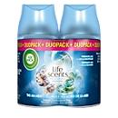 Raumspray Air Wick Tag am Meer, Duo-Pack 2 x 250 ml, Nachfüller für Freshmatic-Max-Geräte, für bis zu 60 Tage