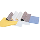 Reinigingsvlies Sontara, lichtblauw