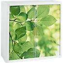 Rollladenschrank, Rollladen Blätter, Höhe 1040 mm