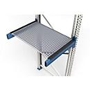 roosterlegbord, ingelegd, framediepte 850 mm, binnenwerkse sectiebreedte 1900 mm