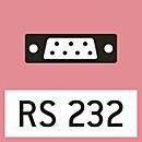 RS-232-Schnittstelle für KERN Palettenwaage UFN, inkl. 1,5 m Schnittstellenkabel