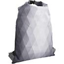 Rucksack DIAMOND, beidseitig tragbar, 350 x 500 mm, WAB 200 x 250 mm, hellgrau