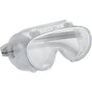 Ruimzicht-veiligheidsbril met indirecte verluchting