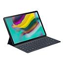 Samsung Book Cover Keyboard EJ-FT720 - Tastatur und Foliohülle - Schwarz