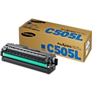 SAMSUNG CLT-C505L/ELS tonercassette cyaan