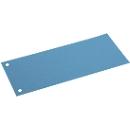 SCHÄFER SHOP scheidingsstroken, karton, 100 stuks, blauw
