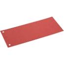 SCHÄFER SHOP Sparset Trennstreifen, aus Karton, 300 Stück, rosa