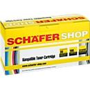 Schäfer Shop Toner, kompatibel zu C9702A, gelb