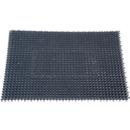 Schoonloopmat Step In, van polyetheen, voor binnen en buiten, 570 x 860 mm, donkergrijs