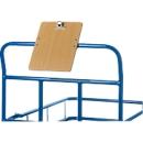 Schreibtafel, DIN A4 hoch