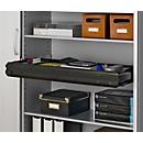 Schublade TETRIS SOLID, für Schrank B 800 mm, schwarz
