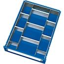 Schubladen Einteilungs-Set 2-9, 90 mm