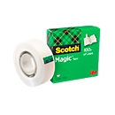 Scotch® Magic plakband, 19 mm x 33 m
