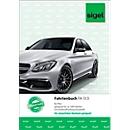 sigel® Fahrtenbuch für PKW FA513, DIN A5 hoch, 32 Blatt, mit Klammerheftung