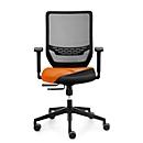 Sitz-Husse, für Bürostuhl to-sync work, B 400 mm, nachrüstbar, orange