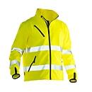 Softshell-jas Jobman 1202 PRACTICAL, Hi-Vis, EN ISO 20471 klasse 3, geel, polyester, XS
