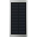 Solar Powerflat 8.000 mAh, silber