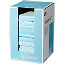 Sontara® EC crêpe poetsdoeken, turquoise, 1000 doeken/doos