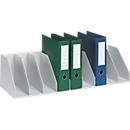 Sortierstation, DIN A4, Polystyrol, für Schränke, 8 Fächer, B 700 x T 290 x H 210 mm