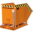 Spaander kiepbak SKK 250, oranje