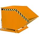 Späne-Kippmulde SKK 800, orange