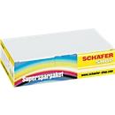 Sparset 4 Schäfer Shop Tintenpatronen, baugleich LC-1240 Serie, je 1 x schwarz, cyan, magenta, gelb