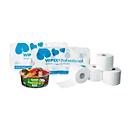 Sparset Toilettenpapier WIPEX Pofessional + 1 kg Haribo Phantasia, 144 Rollen, 3-lagig, hochweiß