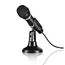 SPEEDLINK microfoon CAPO, kabellengte 2 m, excellente opnamekwaliteit, buigbaar