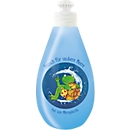 Spülmittel Frosch, mit Meeresmineralien, mikroplastikfrei, pH-hautneutral, 400 ml, Altplastik-Flasche